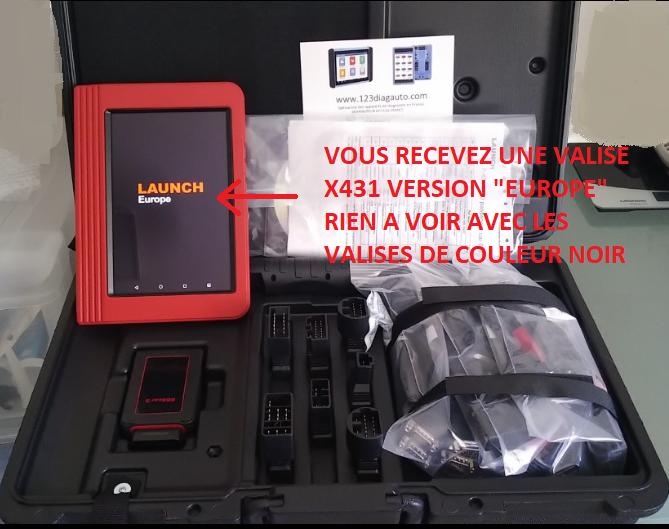 launch x431 europe pro v3+